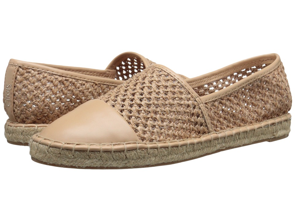 Circus by Sam Edelman - Lena (Natural) Women's Flat Shoes