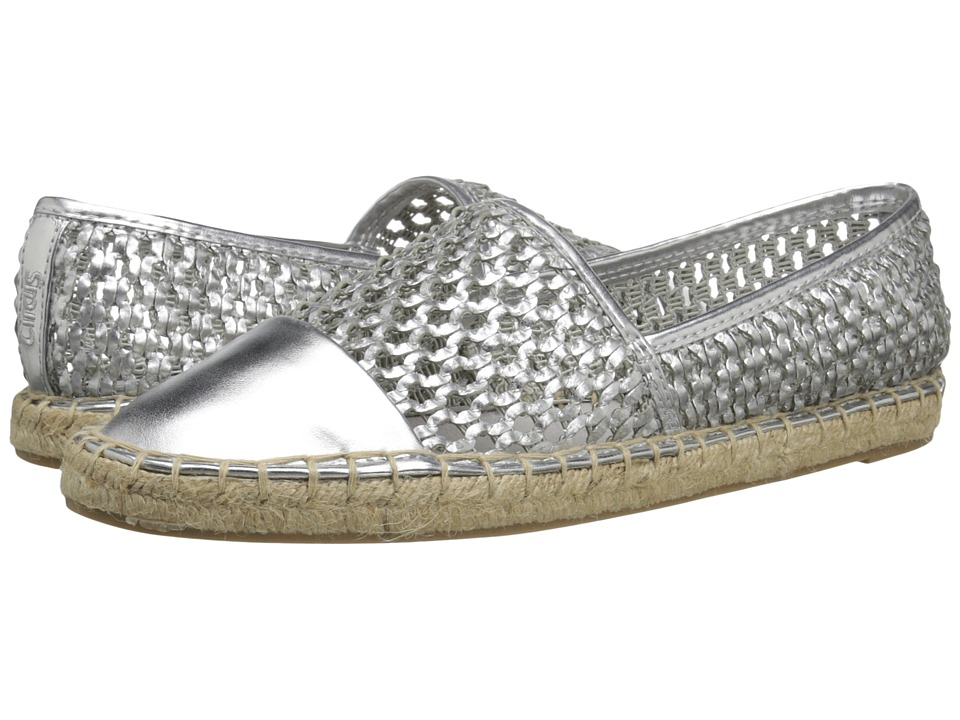 Circus by Sam Edelman - Lena (Soft Silver) Women's Flat Shoes