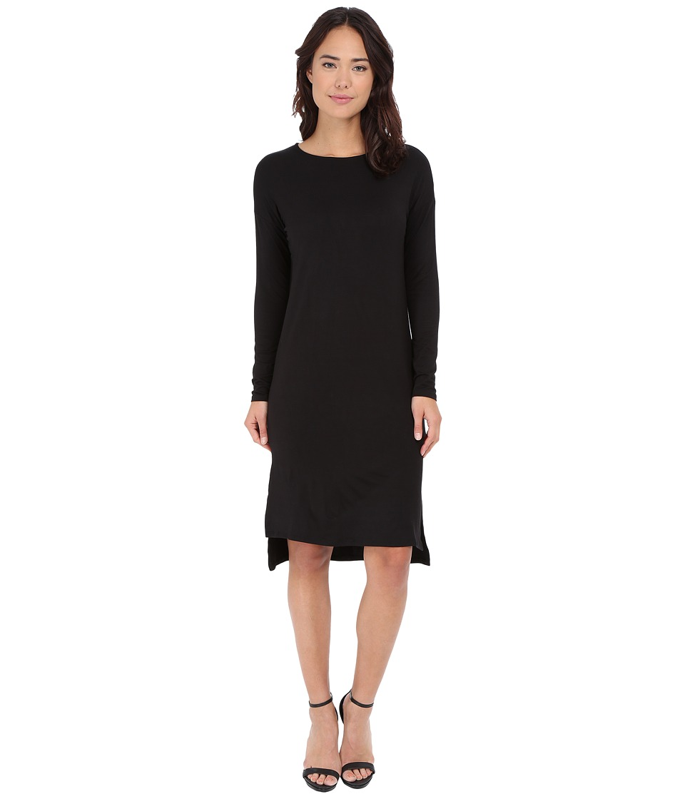 Culture Phit - Chantal Long Sleeve Dress (Black) Women's Dress