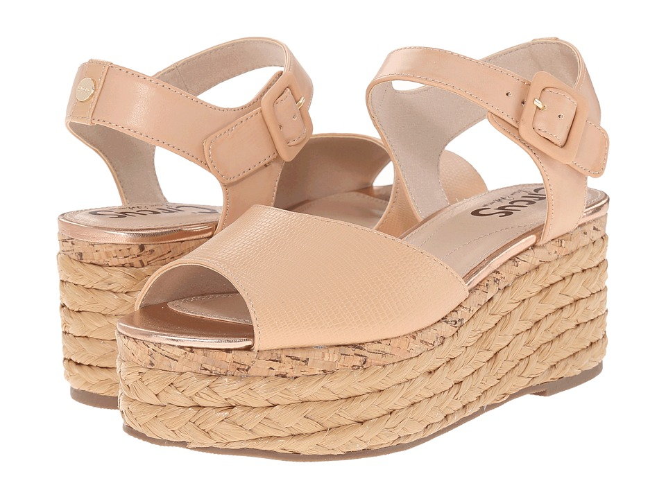 Circus by Sam Edelman - Warren (Naked Natural) Women's Sandals