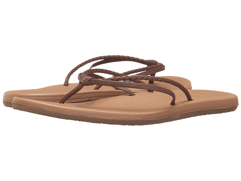 Freewaters - Wendi (Brown/Tan) Women's Shoes