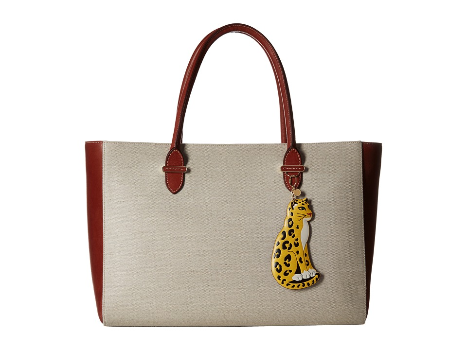 Charlotte Olympia - Brando (Rust/Natural) Bags