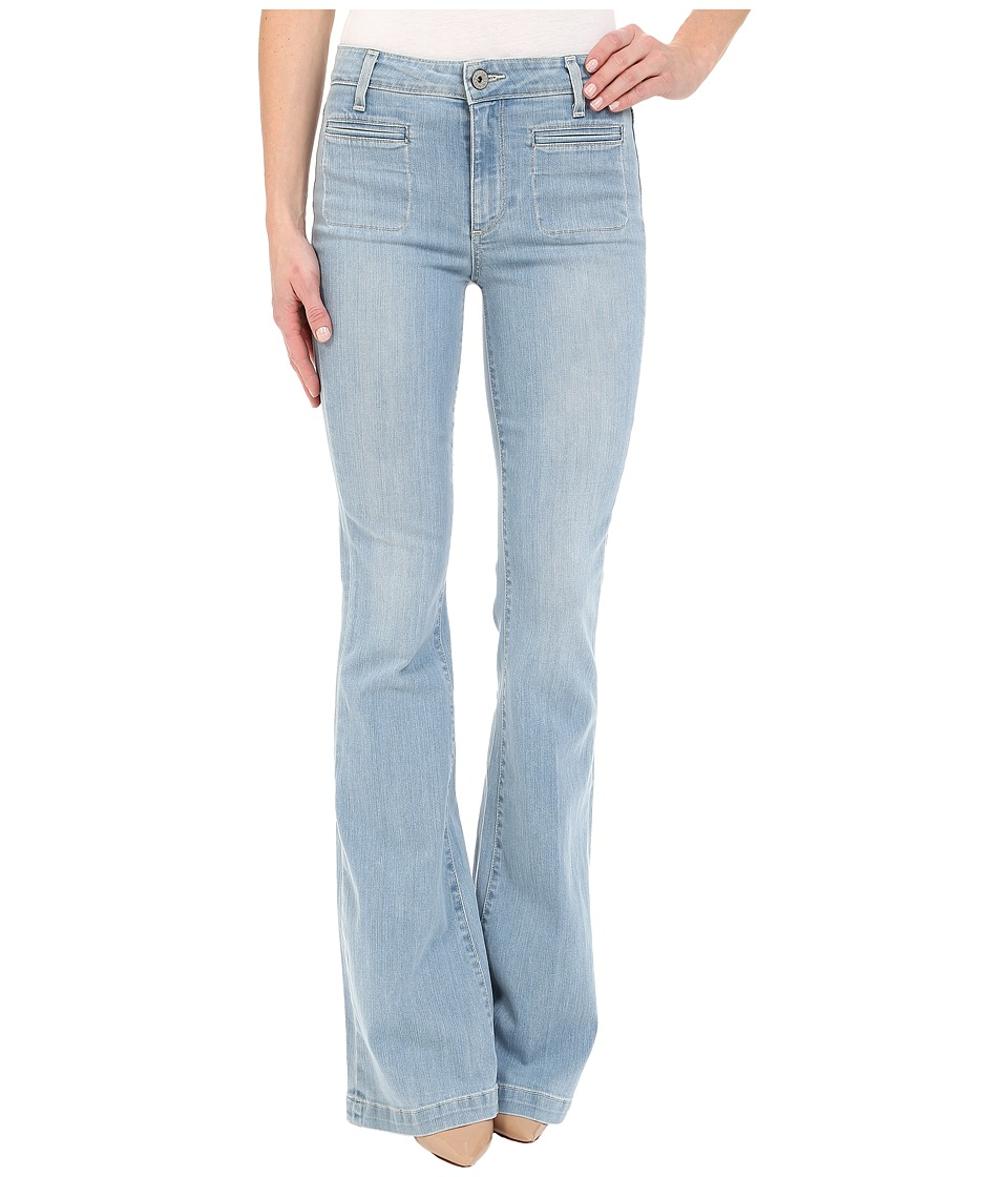 Paige - Vintange High Rise Bell Canyon in Samira no Whiskers (Samira no Whiskers) Women's Jeans