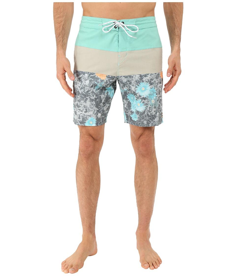 Billabong - Tribong Mescy Dreams Lo Tides Boardshorts (Charcoal) Men's Swimwear