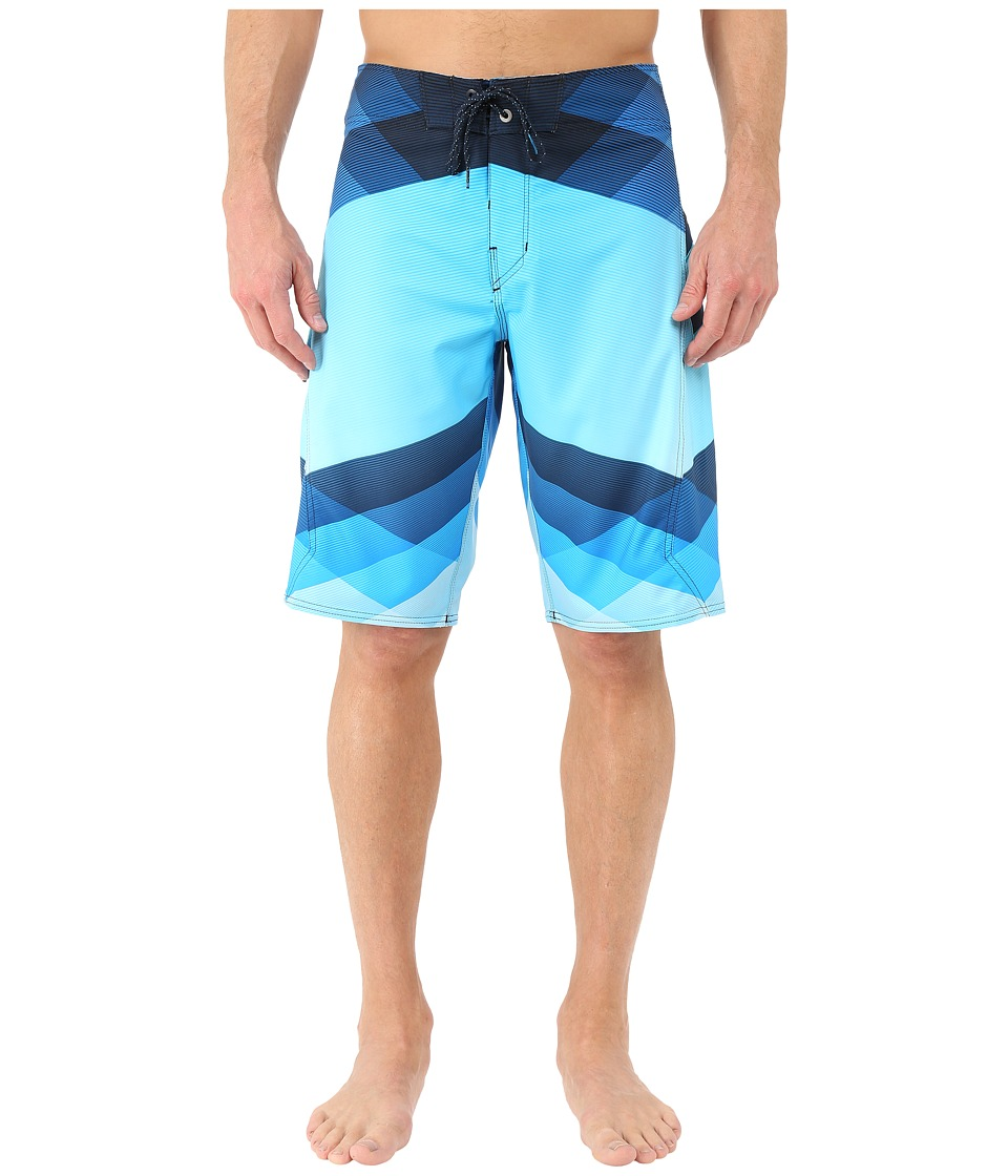 Billabong - Pursuit X 22 Boardshorts (Indigo) Men's Swimwear