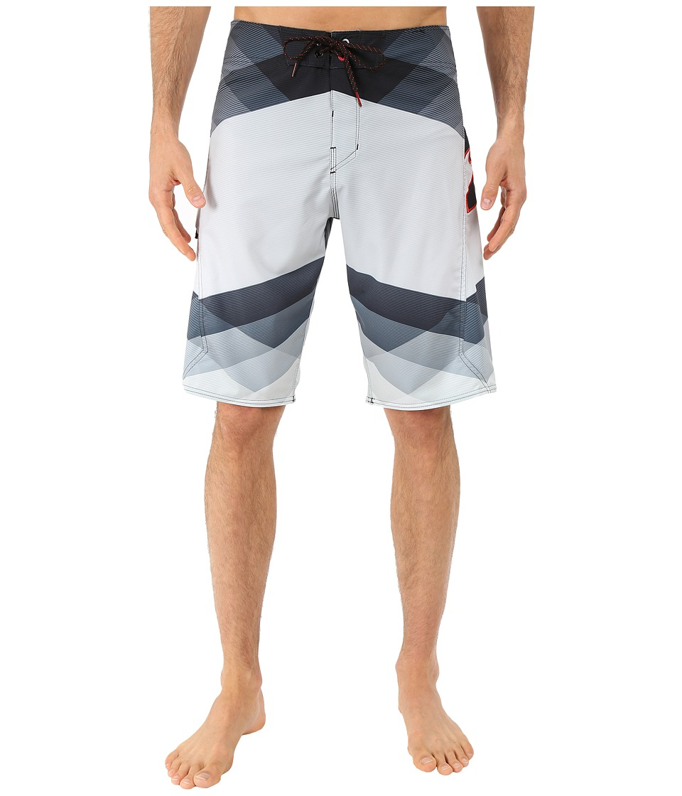 Billabong - Pursuit X 22 Boardshorts (Grey) Men's Swimwear
