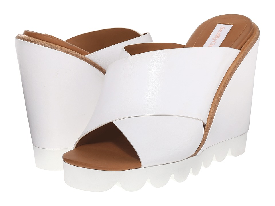 See by Chloe - SB26078 (Bianco) Women