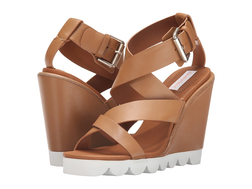 See by Chloe - SB26076 (Cognac) Women's Wedge Shoes