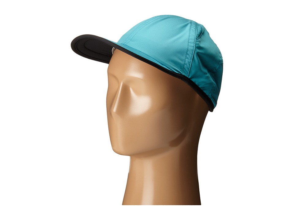 San Diego Hat Company - CTH8030 Running Vented Cap (Teal) Baseball Caps