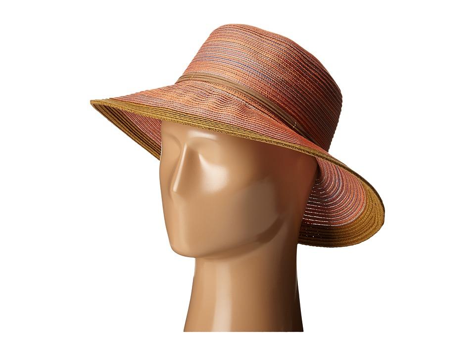 San Diego Hat Company - MXM1015 4 Inch Brim Sun Brim Hat (Rust) Caps