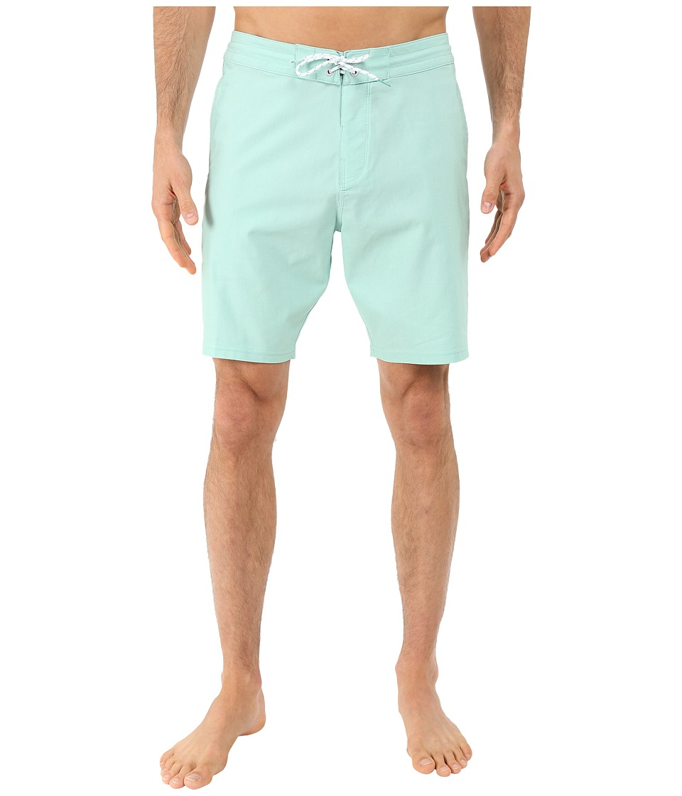Billabong - All Day Lo Tides 19 Boardshorts (Mint) Men's Swimwear