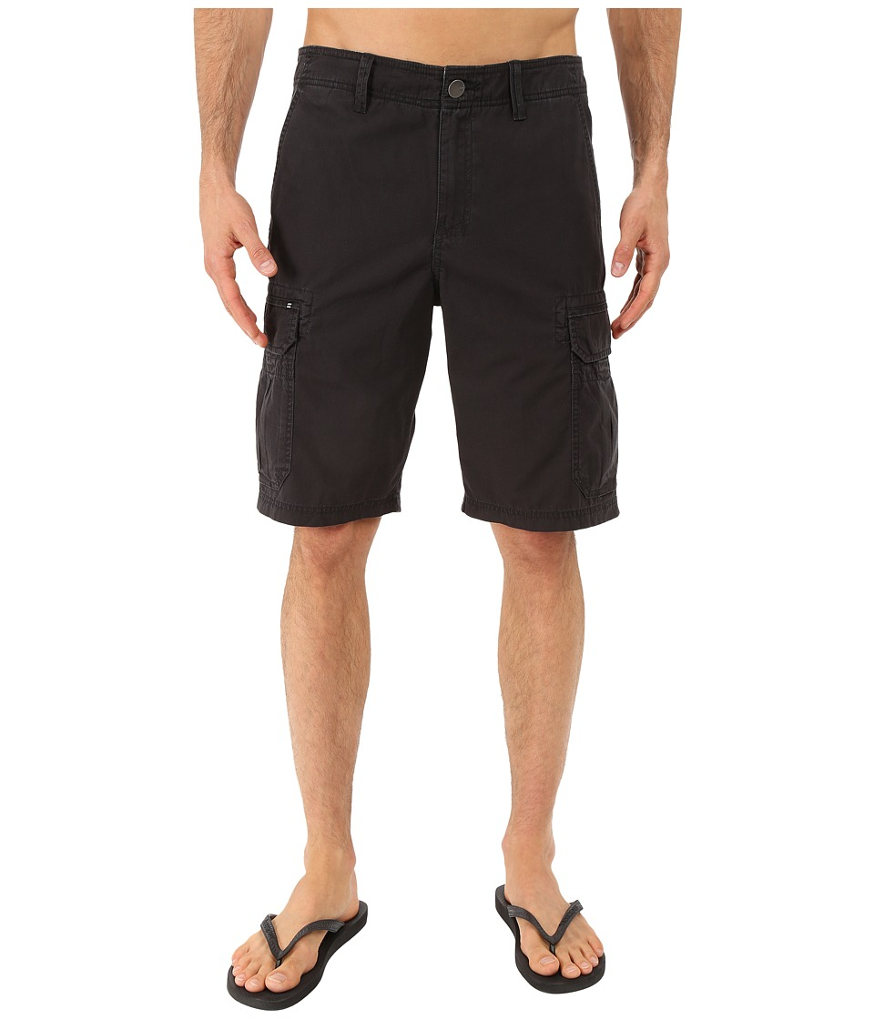 Billabong - Scheme Cargo Walkshorts (Stealth) Men's Shorts
