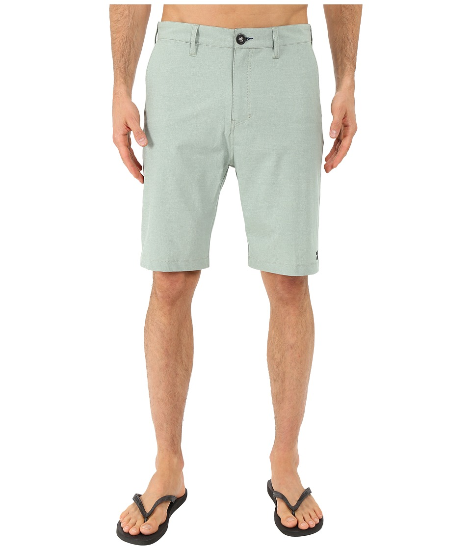 Billabong - Crossfire X Hybrid Shorts (Mint) Men's Shorts