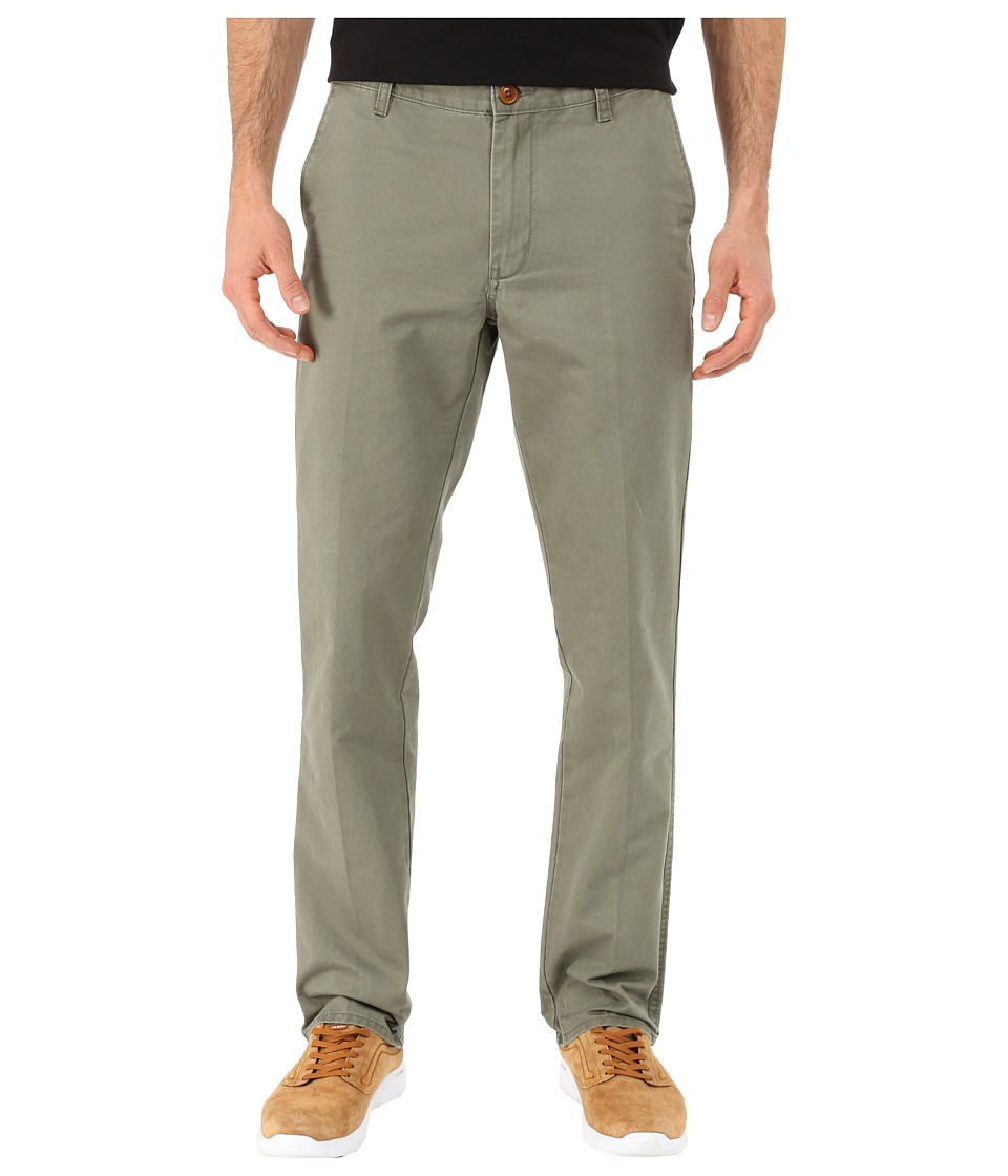 Quiksilver - Everyday Chino (Dusty Olive) Men's Clothing