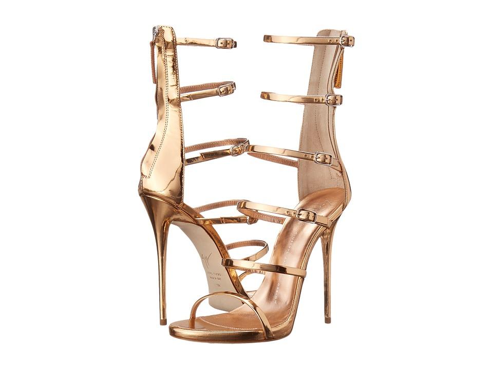 Giuseppe Zanotti - E60236 (Shooting Ramino) Women's Shoes