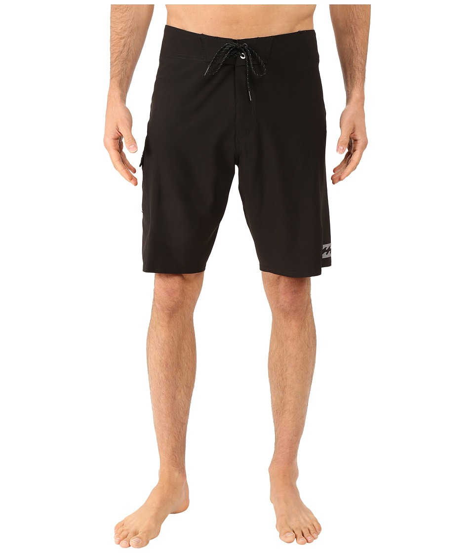 Billabong - All Day X 20 Boardshorts (Black) Men's Swimwear