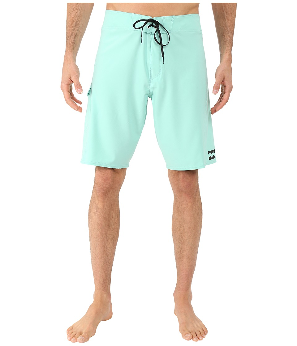 Billabong - All Day X 20 Boardshorts (Neo Mint) Men's Swimwear