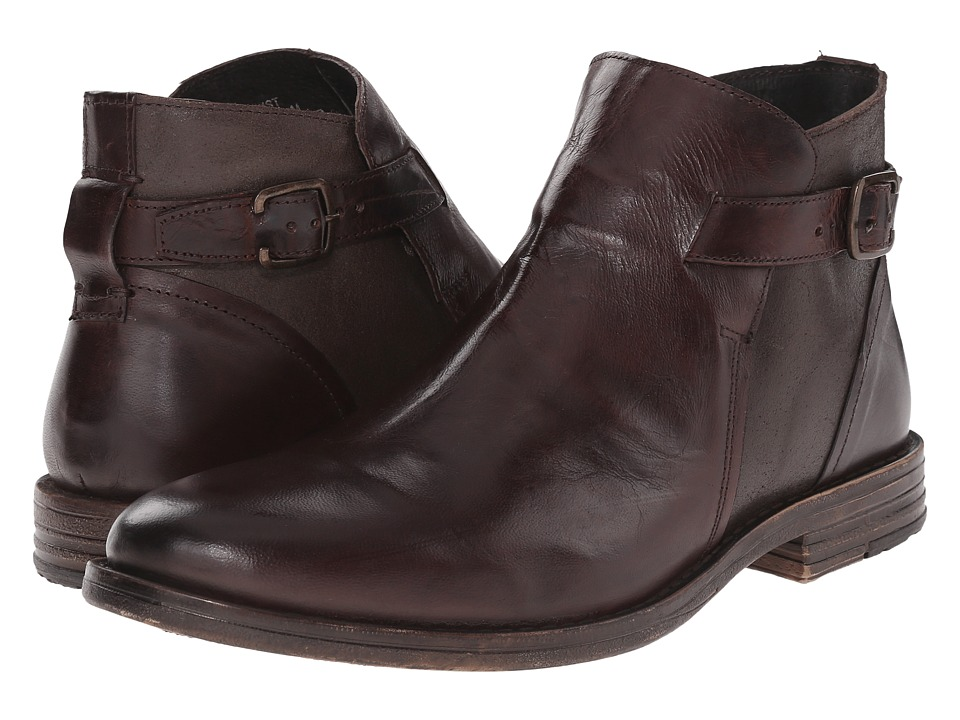 Kenneth Cole Reaction - Loyal-Ist (Brown) Men's Zip Boots