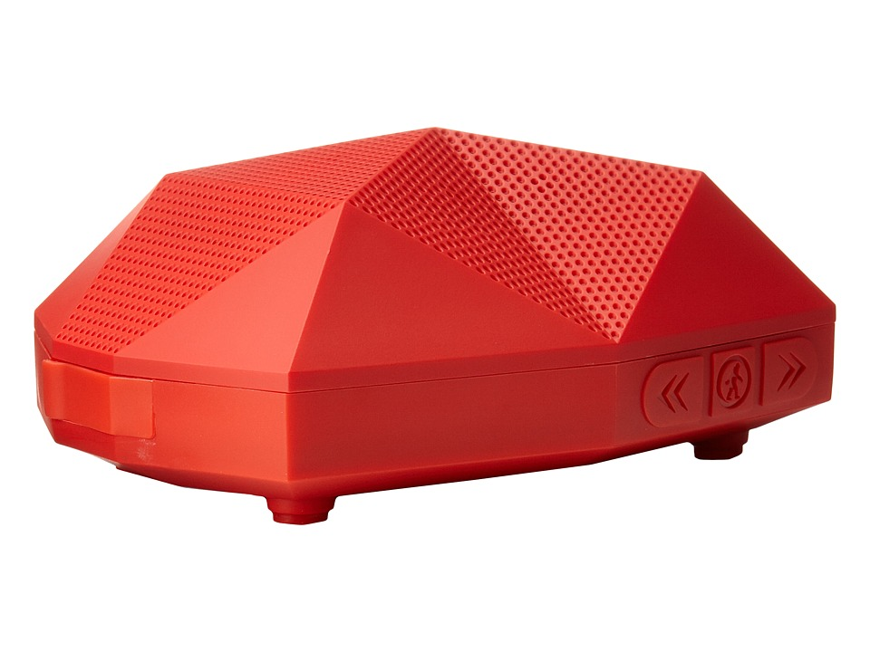 Outdoor Tech - Turtle Shell 2.0 Wireless Speaker (Red) Headphones