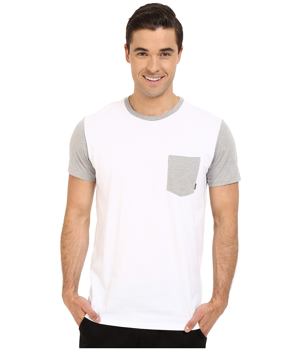 Billabong - Zenith Crew (White) Men's Clothing