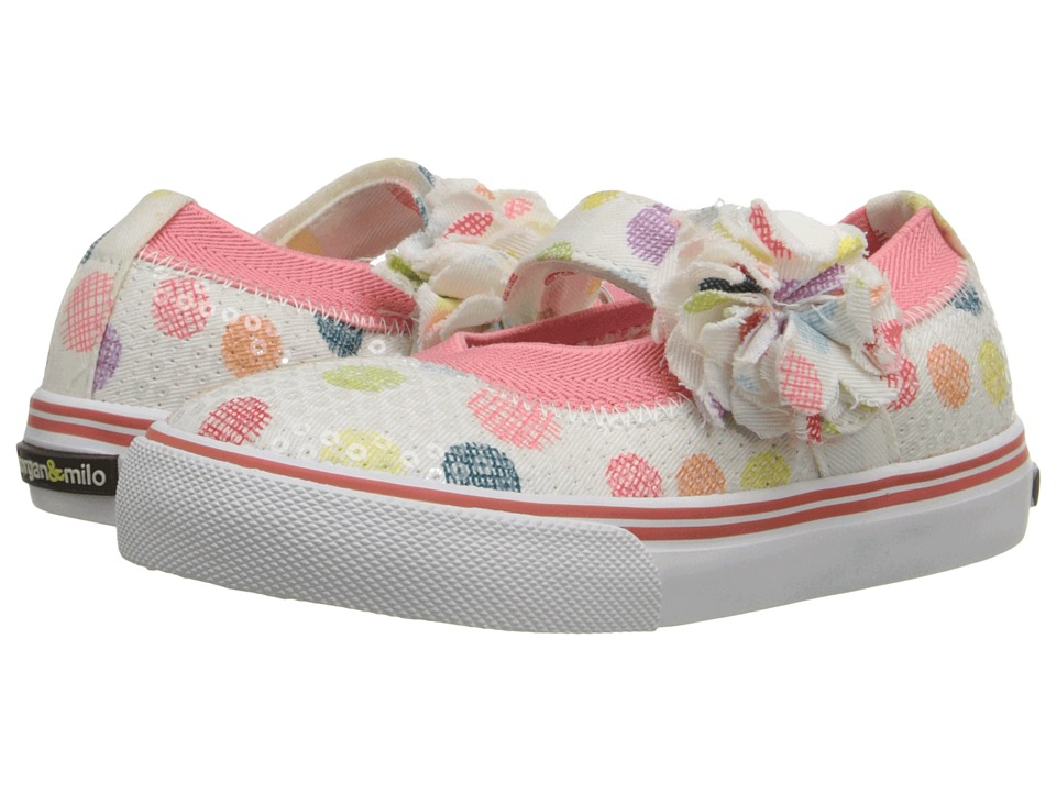 Morgan&Milo Kids - Melissa Maryjane (Toddler/Little Kid) (Rainbow) Girls Shoes