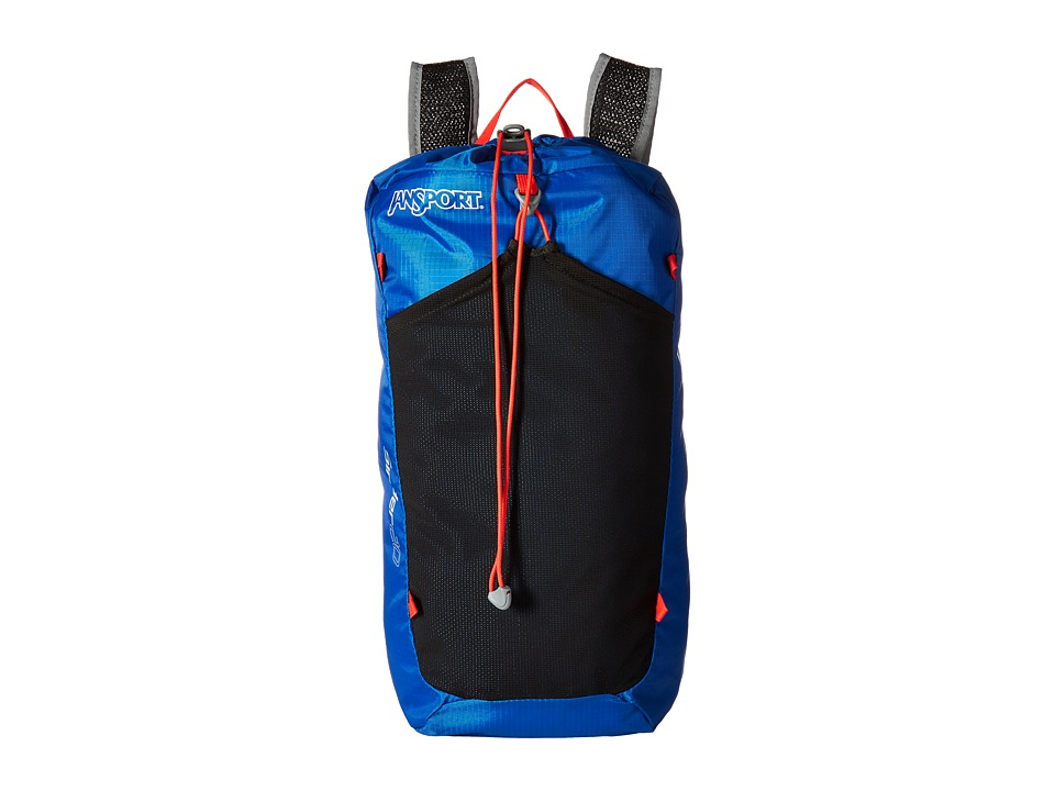 JanSport - Sinder 20 Backpack (Blue Streak) Backpack Bags