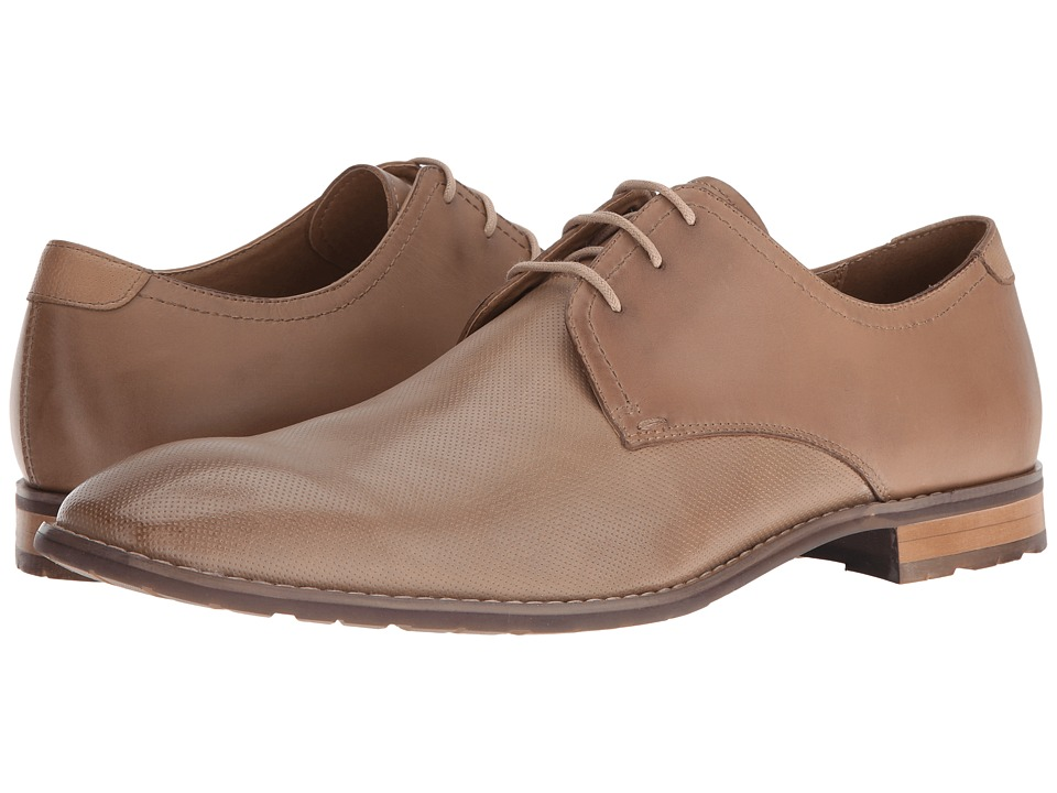 Steve Madden Ebnerr1 (Extended Sizes) (Taupe Leather) Men