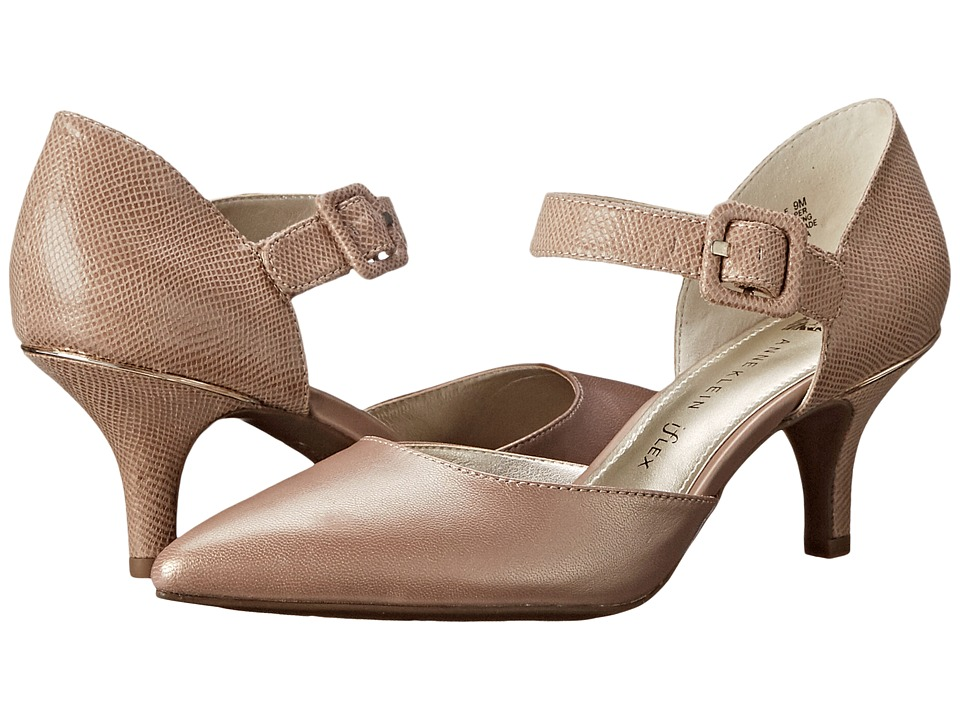 Anne Klein AKFinale (Taupe/Taupe Fabric) Women