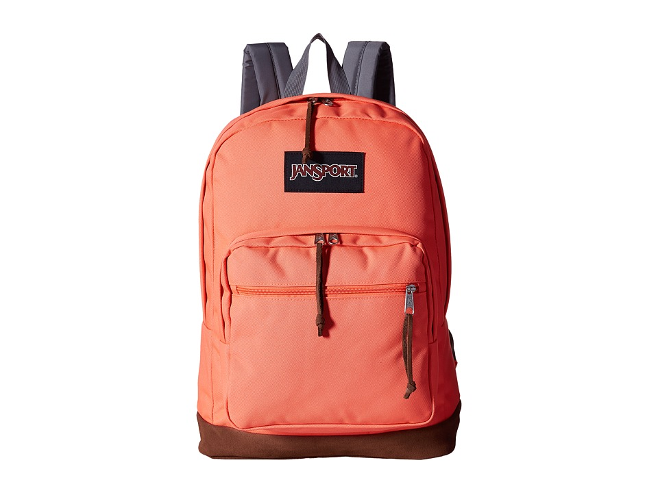 JanSport - Right Pack (Tahitian Orange) Backpack Bags