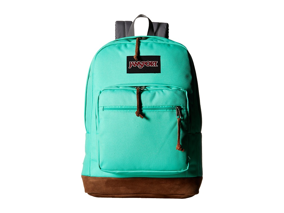 JanSport - Right Pack (Seafoam Green) Backpack Bags