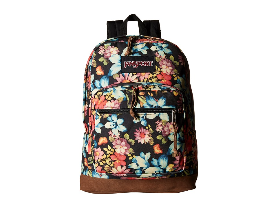 JanSport - Right Pack Expressions (Multi Garden Delight) Backpack Bags