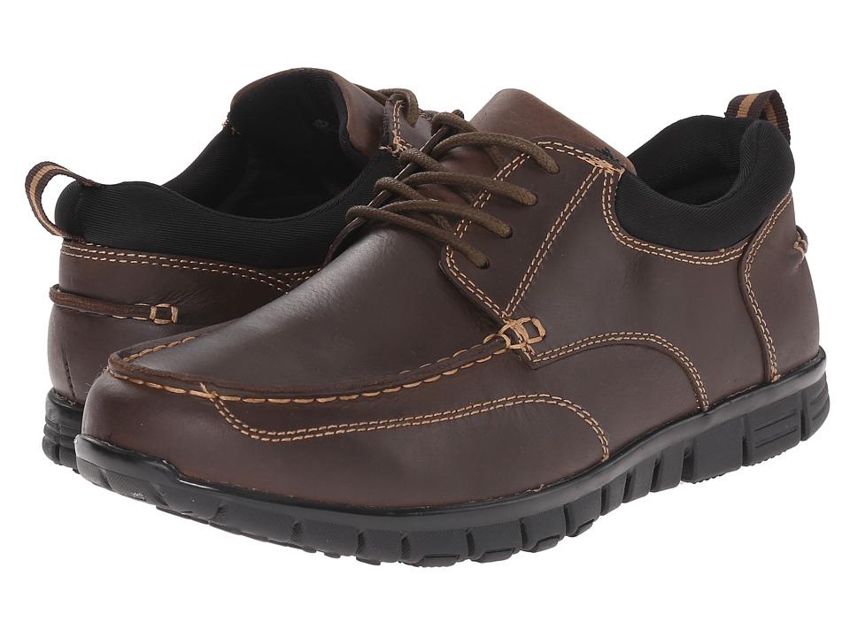 Dr. Scholl's - Seaver (Brown Derby) Men's Shoes
