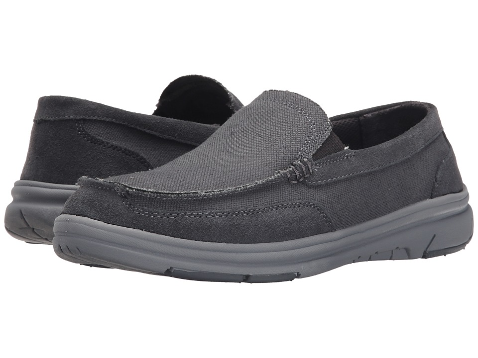 Dr. Scholl's - Grand (Dark Shadow Canvas) Men's Shoes