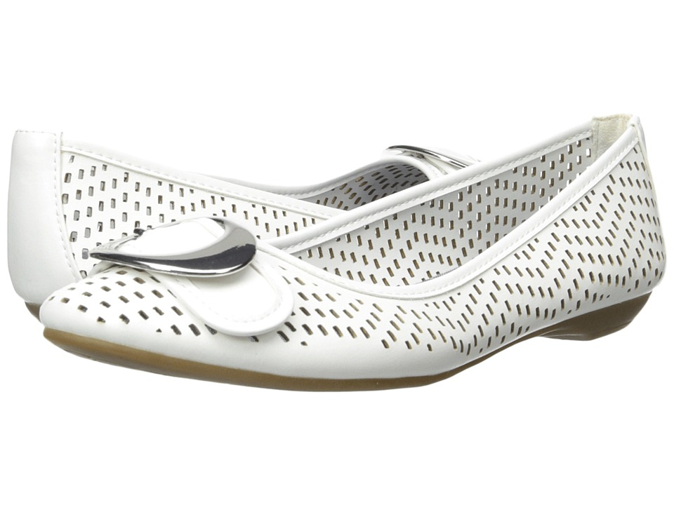 Dr. Scholl's - Glorious (Bright White Chop Out) Women's Shoes