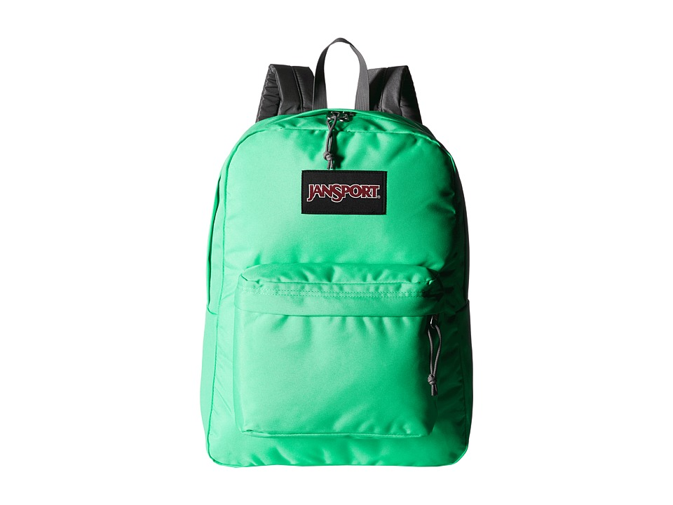 JanSport - Black Label SuperBreak (Seafoam Green) Backpack Bags