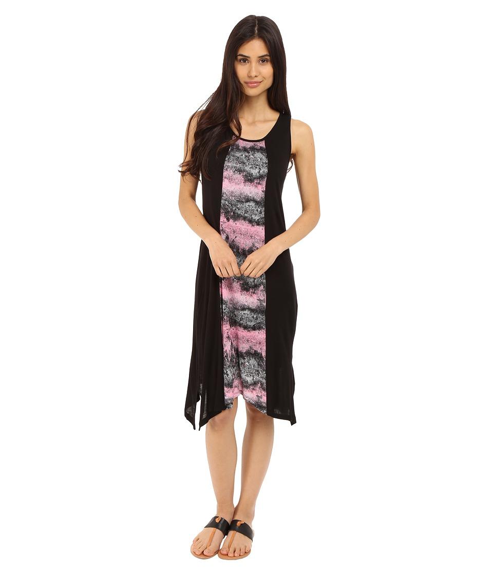 kensie Ombre Dots Dress KS5K7947 (Carnation Combo) Women