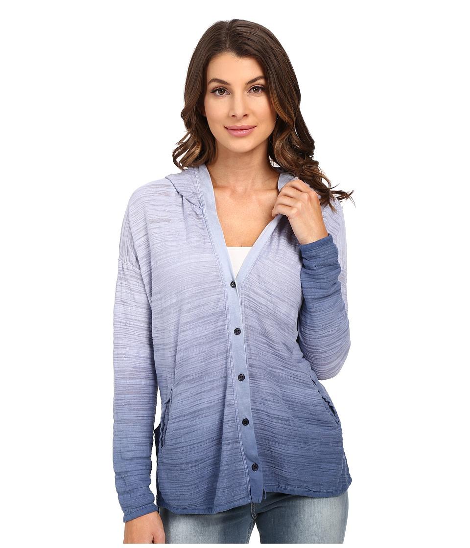 Splendid - Ambrose Knit Cardigan (Navy) Women's Sweater