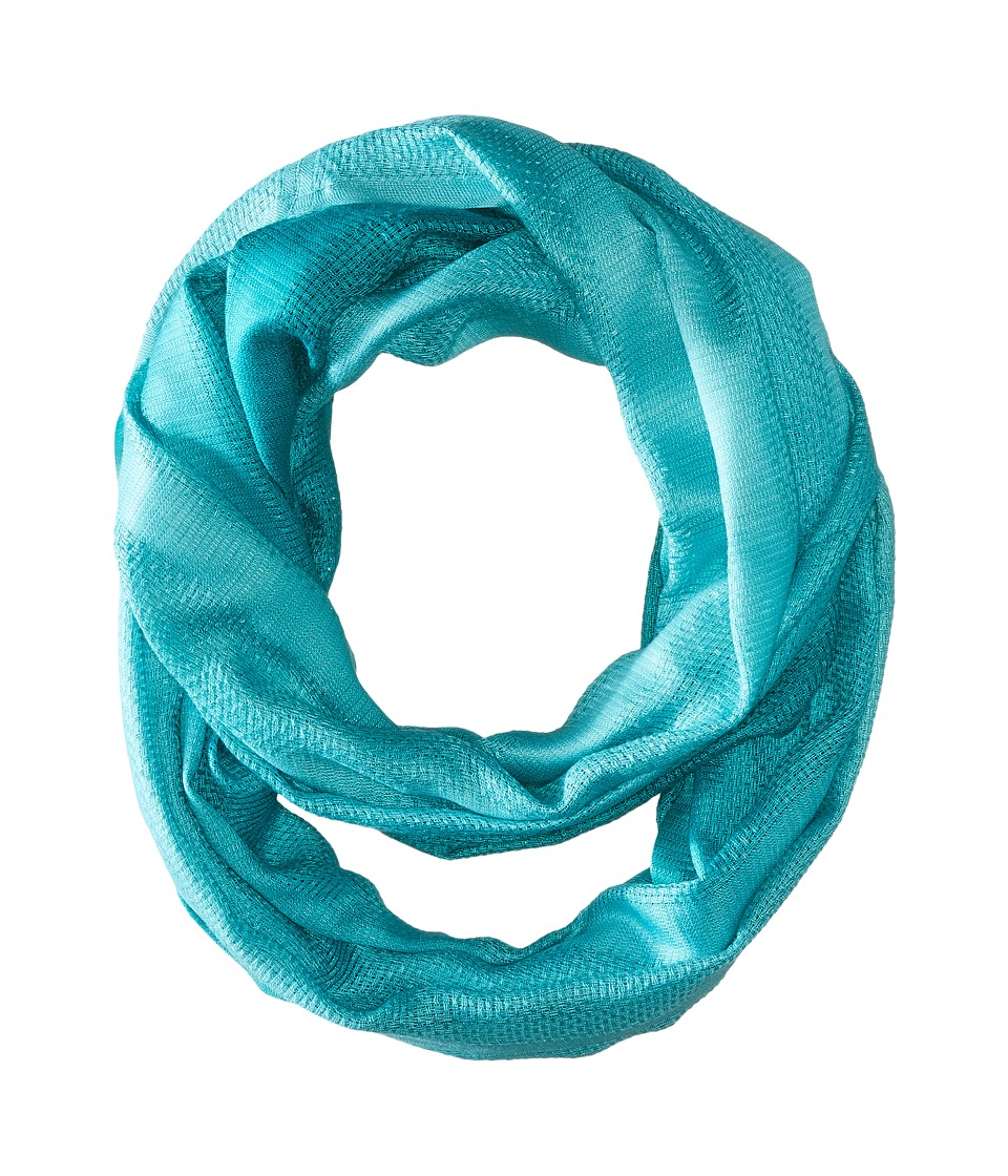 Echo Design - Tropical Ombre Loop Scarf (Tropical Green) Scarves