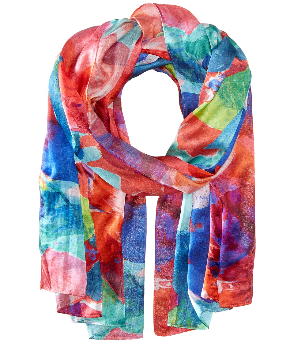 Echo Design - Amazon Floral Scarf (Multi) Scarves