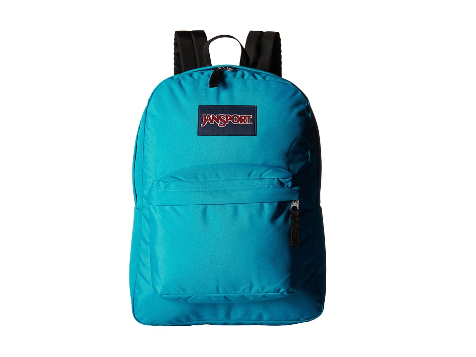 JanSport - SuperBreak (Blue Crest) Backpack Bags