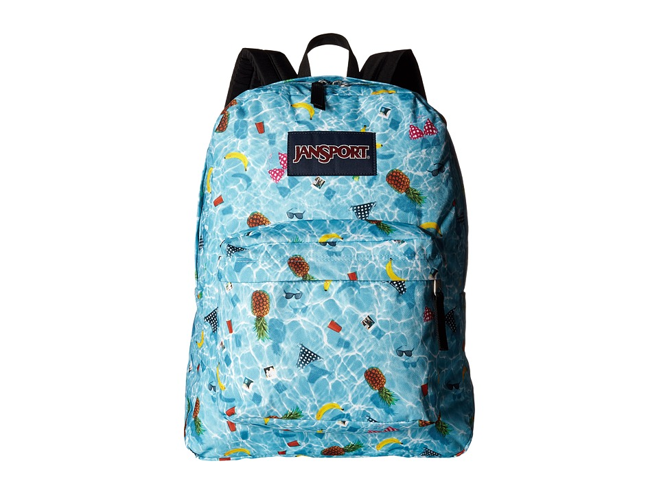 JanSport - SuperBreak (Multi Pool Party) Backpack Bags