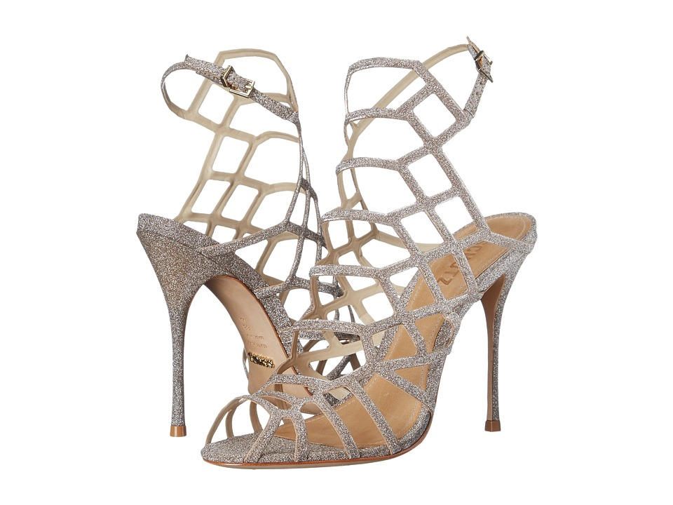 Schutz Juliana (Ouro) High Heels