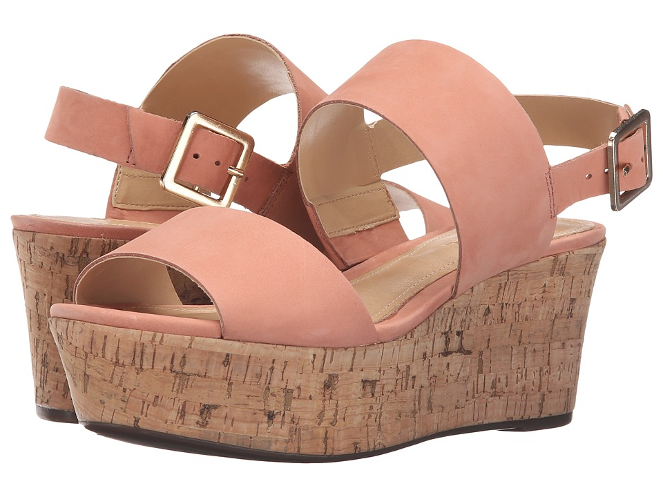 Schutz - Fankia (Clay) Women's Wedge Shoes