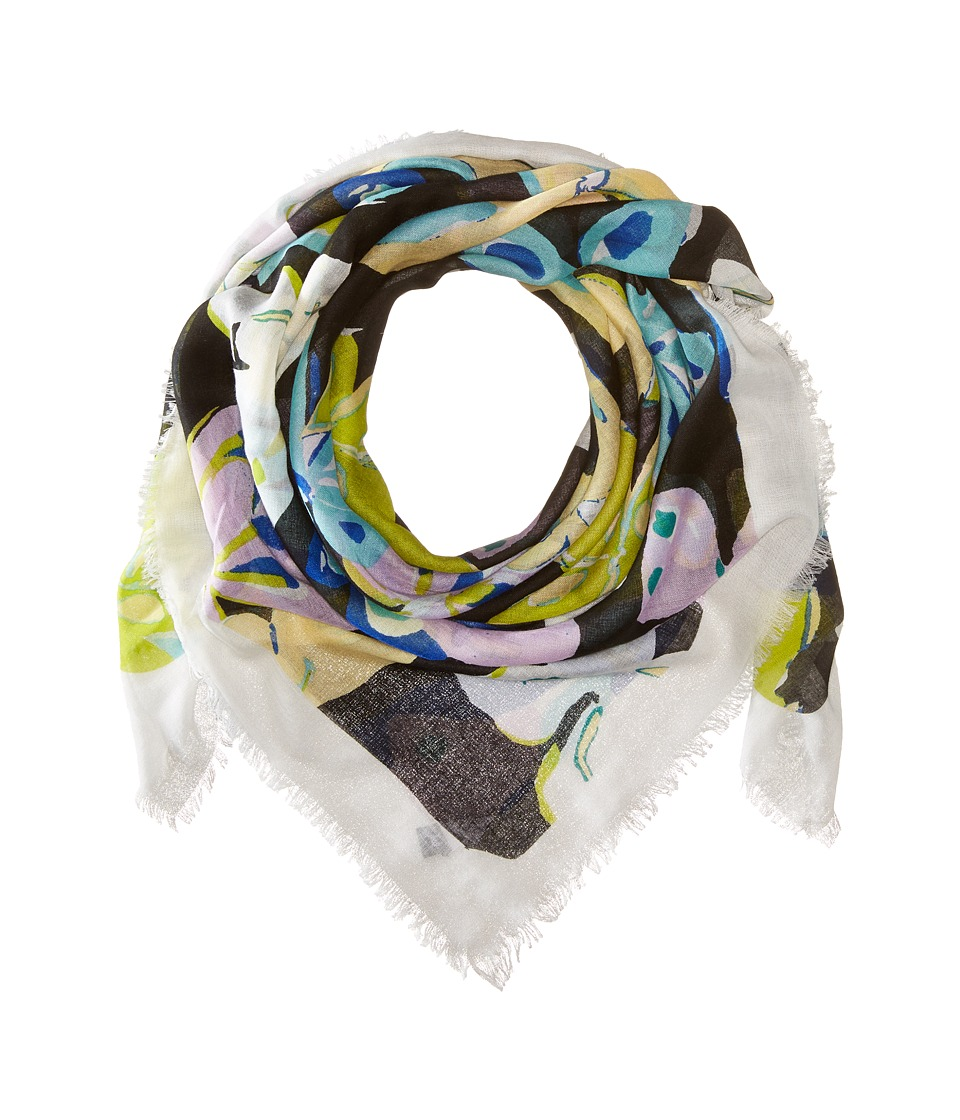 Echo Design - Insect Fantasia Scarf (Black) Scarves