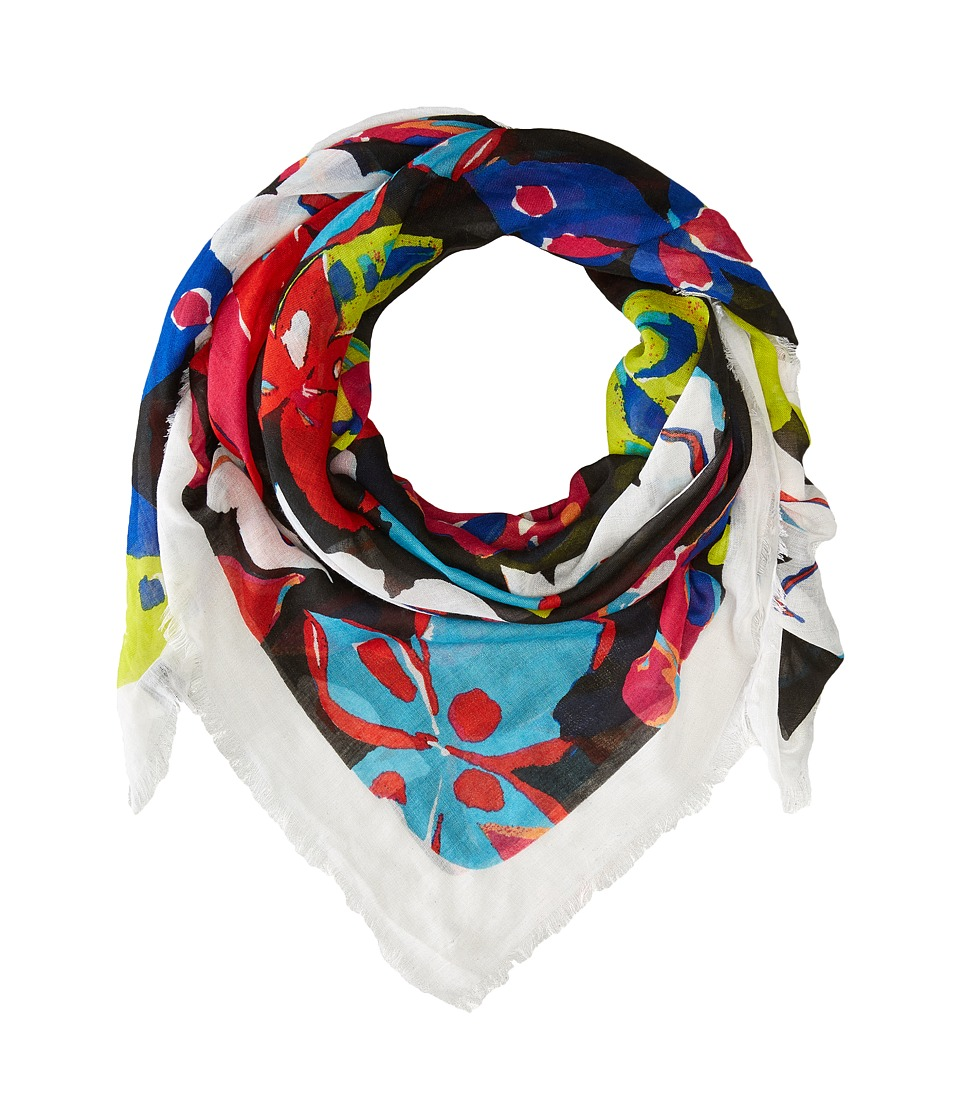 Echo Design - Insect Fantasia Scarf (Multi) Scarves
