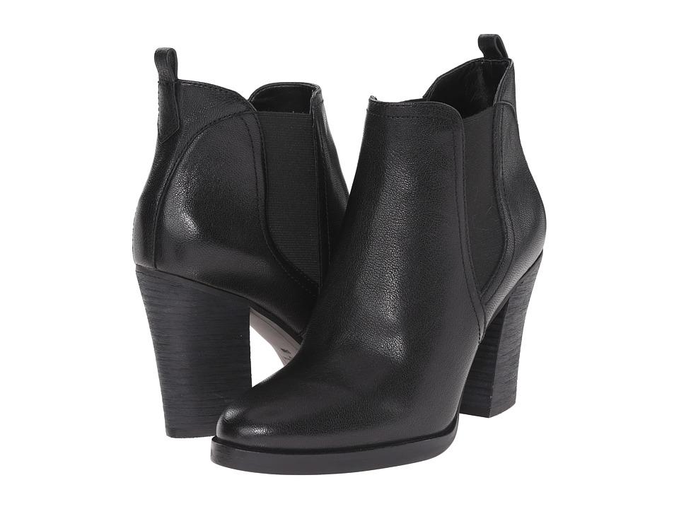 Marc Fisher LTD - Mallory (Black/Black Venaria Elastic) Women's Pull-on Boots