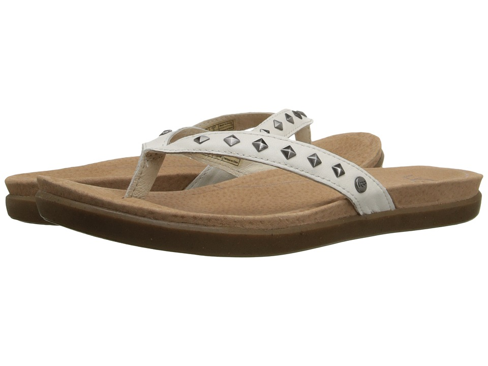 UGG - Sadie (White) Women's Sandals