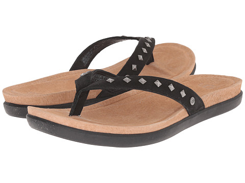 UGG - Sadie (Black) Women's Sandals