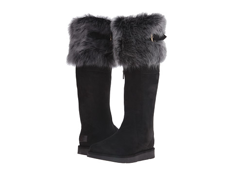 UGG Collection - Karina (Black) Women's Boots