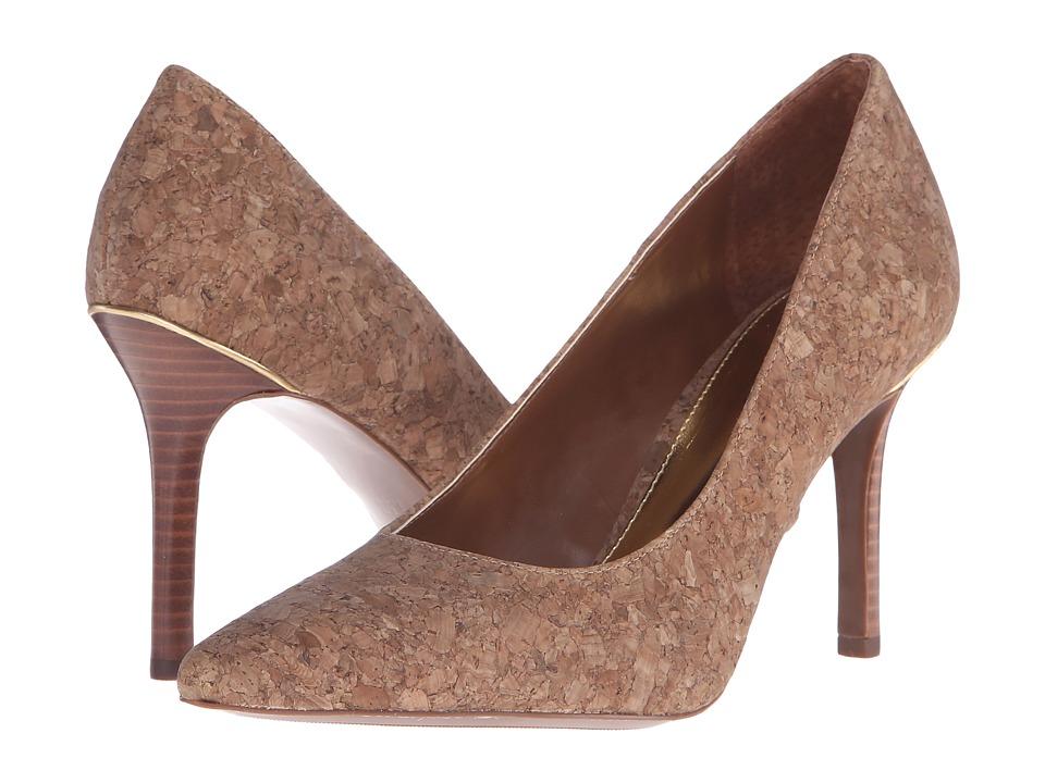 LAUREN Ralph Lauren - Sarina (Tan Colored Cork) High Heels